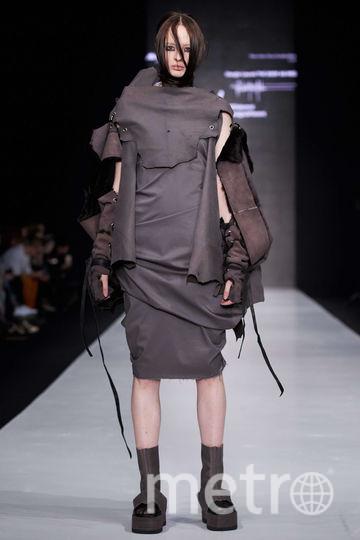 CIAO it's me! Мода, как известно, циклична. Вот и каменный век вернулся. Фото предоставлено организаторами Mercedes-Benz Fashion Week