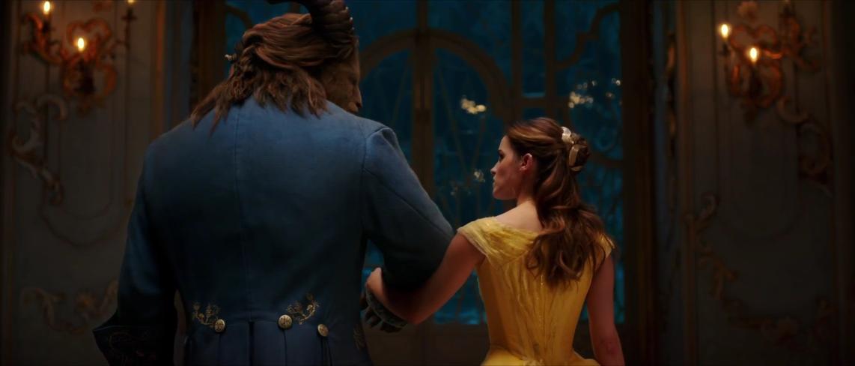 «Красавица и Чудовище» лидирует в российском прокате за выходные. Фото Скриншот Youtube