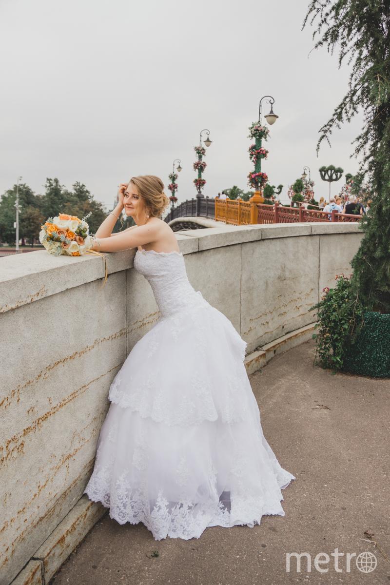 Какое платье кроме свадебного можно назвать счастливым? Это прекрасное платье ознаменовало начала нового этапа в моей жизни! Полного счастья, любви и приключений! Фото Анна
