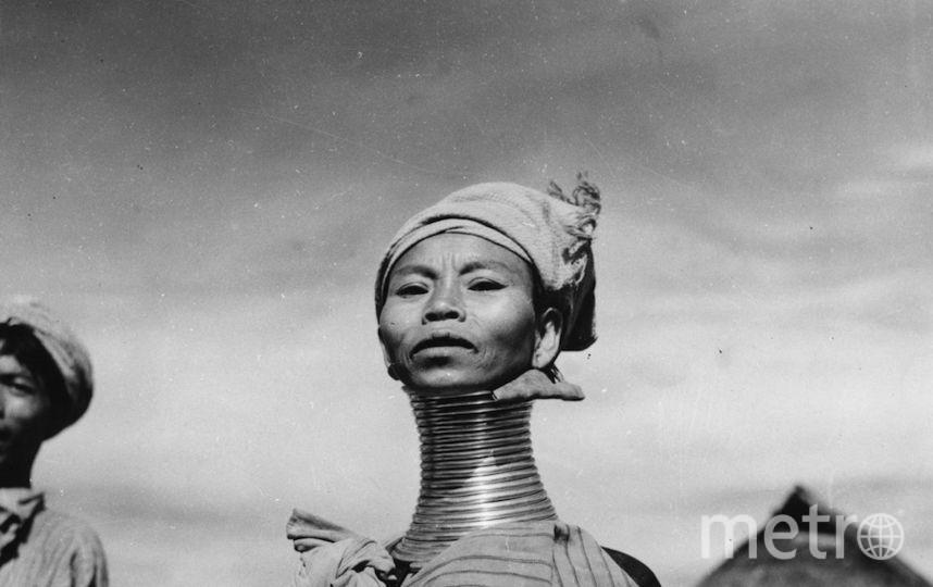 Женщины из племени каян. Фото Getty