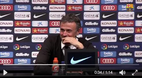 Спящий журналист рассмешил Энрике. Фото Скриншот Youtube