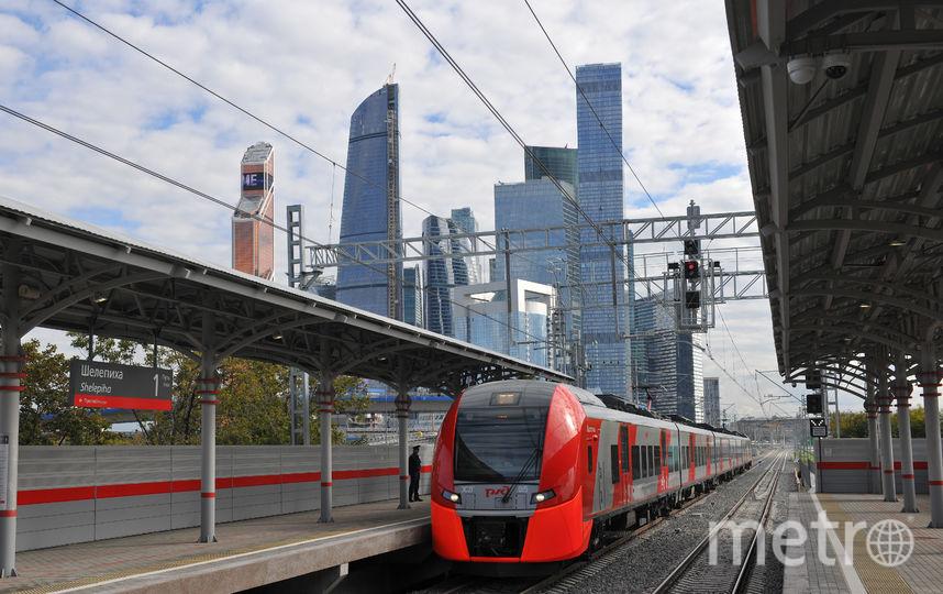 Приложение метро будет показывать все поезда МЦК в режиме онлайн. Фото Photo Credit.