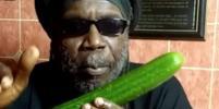 Ямайский музыкант хочет приобщить людей к овощам