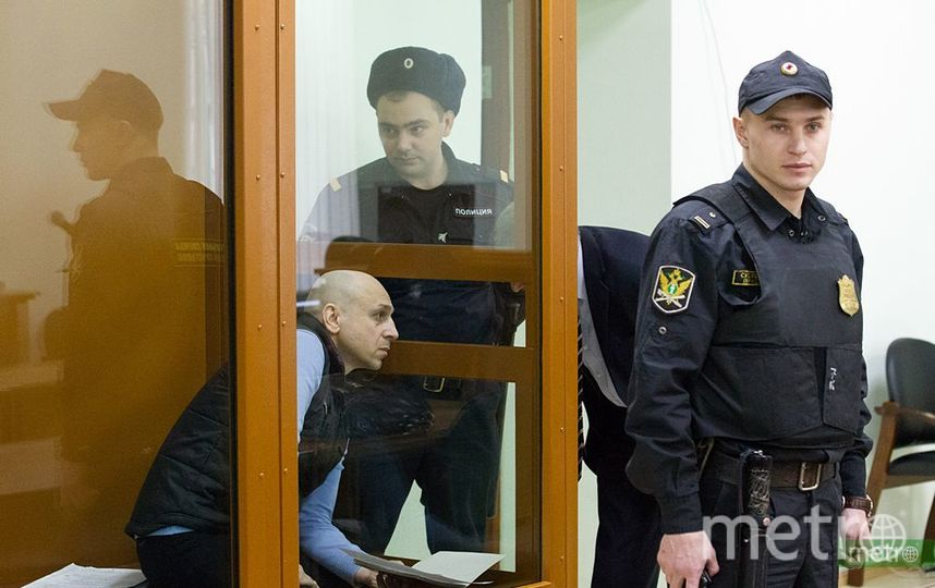 Хасан Закаев. Фото Василий Кузьмичёнок