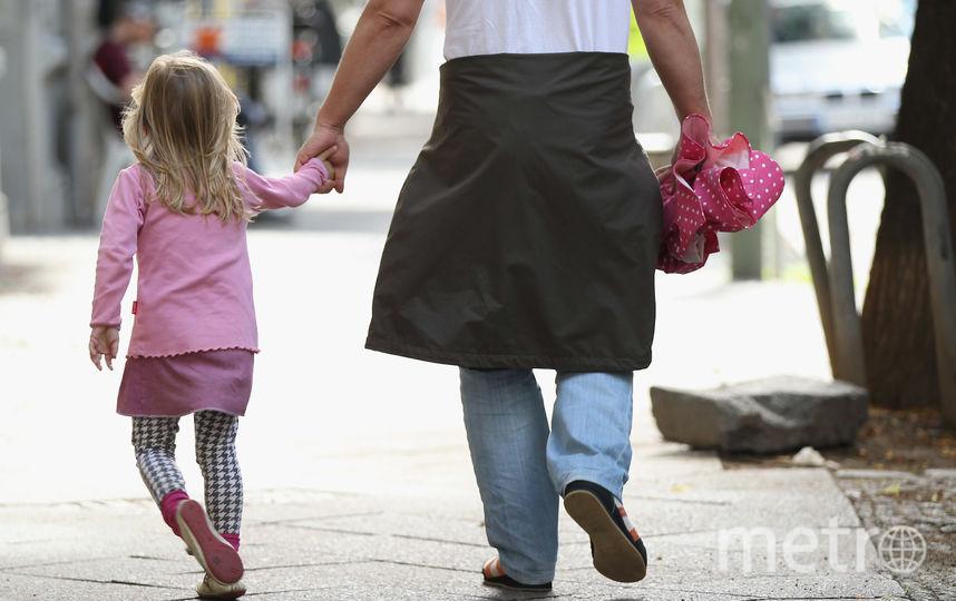 В Петербурге многодетного отца наказали за долги перед детьми. Фото Getty