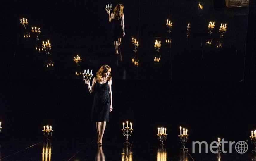 Отрывок из спектакля. Фото Алексей Харитонов