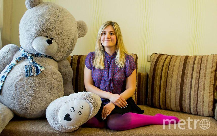 Жительница Уфы получила работу испытателя диванов