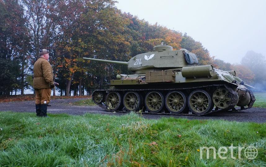 Танк Т-34. Фото Getty