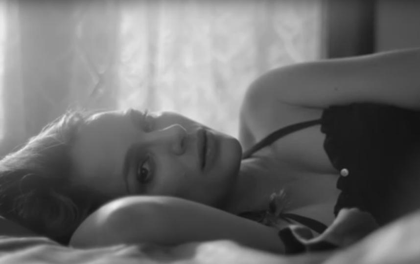 Натали Портман в клипе Джеймса Блейка. Фото Скриншот Youtube
