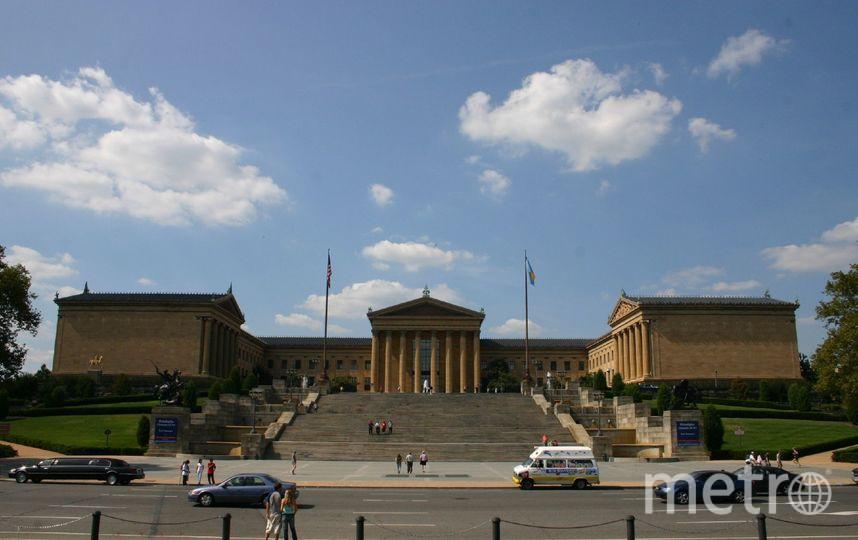Музей Искусств Филадельфии. Фото Ben Mason, Flickr, wiki