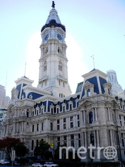 Городская ратуша. Фото Versatile Aure, wiki.