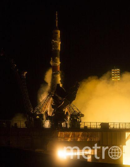 Запуск ракеты (архивное фото). Фото Getty