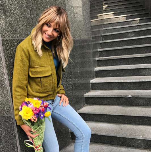 "Леся Никитюк, ведущая программы ""Орёл и Решка"". Фото Instagram/lesia_nikituk"
