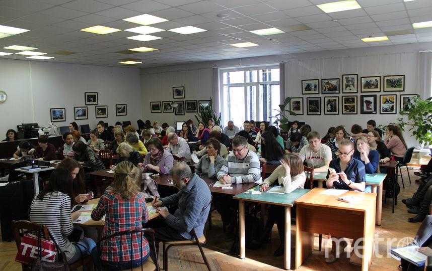 В Петербурге пройдёт Тотальный диктант-2017. Фото ТЦБС Пушкинского района