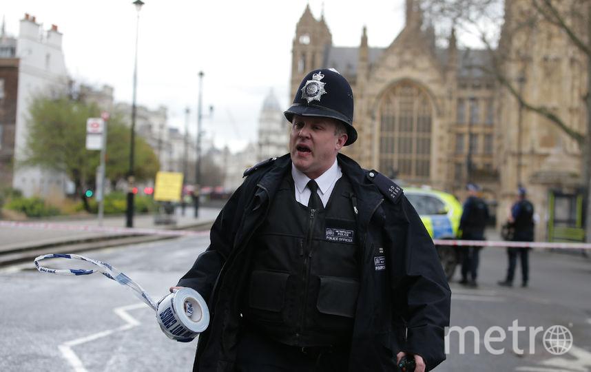 Теракт в Лондоне. Фото AFP