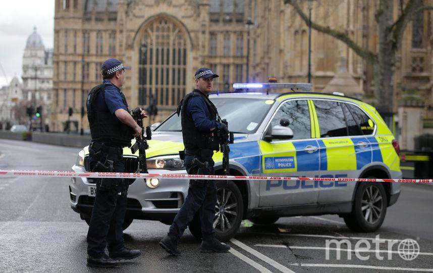 Теракт встолице Англии: обидчик задавил 12 человек иранил полицейского упарламента