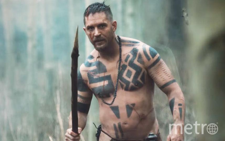 Так будет выглядеть татуировка Никиты Л. Фото пресс-служба киноканалов Viasat Premium HD