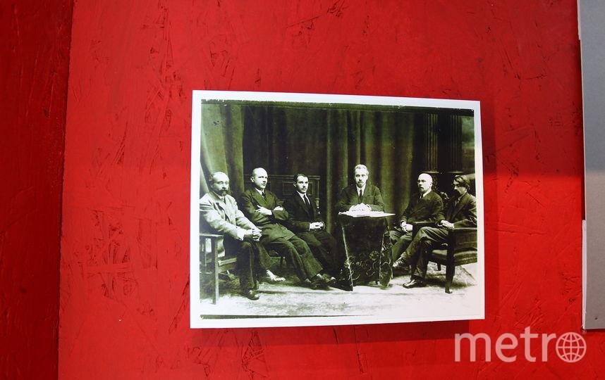 Один из экспонатов выставки. Фото Василий Кузьмичёнок