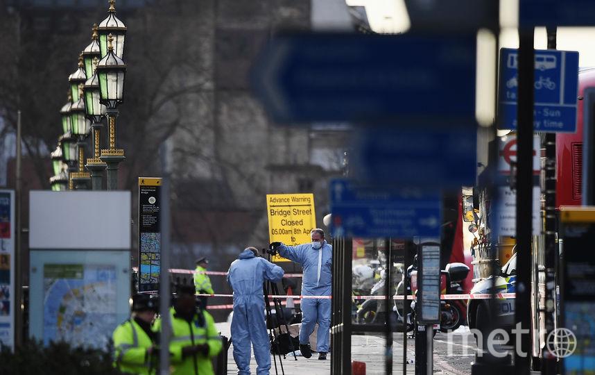 Лондон приходит в себя после нападения. Фото Getty