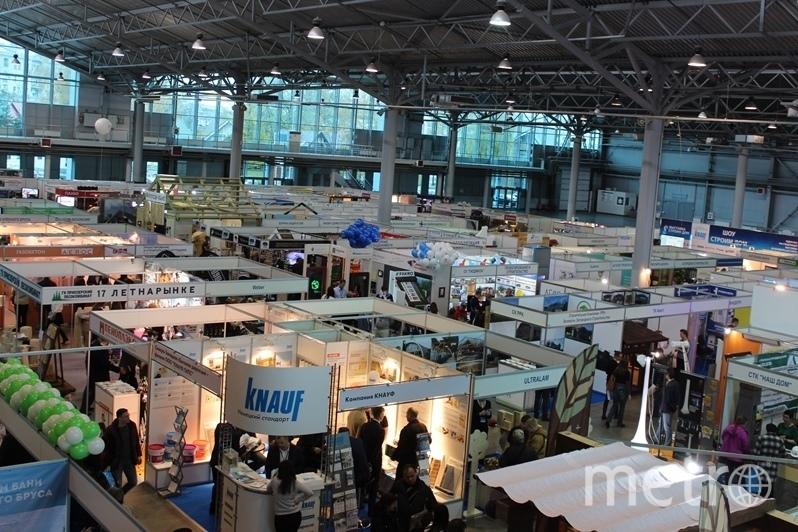 """Уникальная выставка """"Строим Дом"""" в Петербурге будет проходить в 18-й раз. Фото www.exposfera.spb.ru"""
