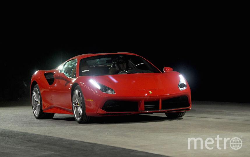 Ferrari. Фото Getty
