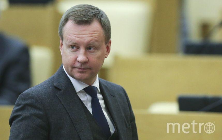 Бывший депутат Госдумы Денис Вороненков. Фото Getty
