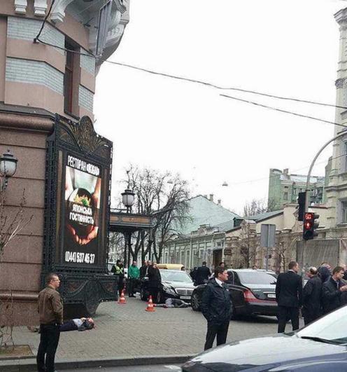 Бывший депутат Госдумы Денис Вороненков был убит в центре Киева. Фото Instagram