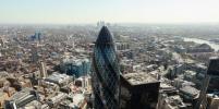 В центре Лондона людей эвакуировали из небоскрёба