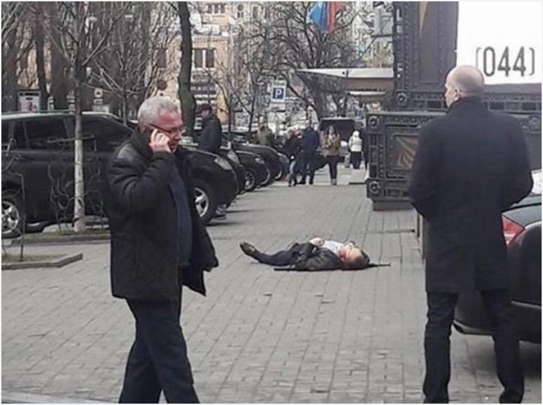 Вороненков знал, что его убьют?