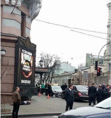 В заключительном интервью Вороненков объявил, что может быть убит