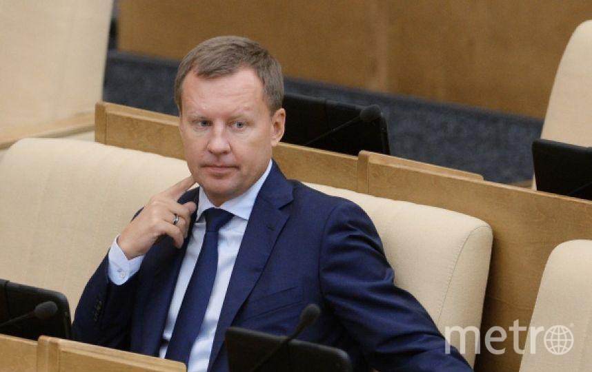Вороненков в Госдуме. Фото РИА Новости