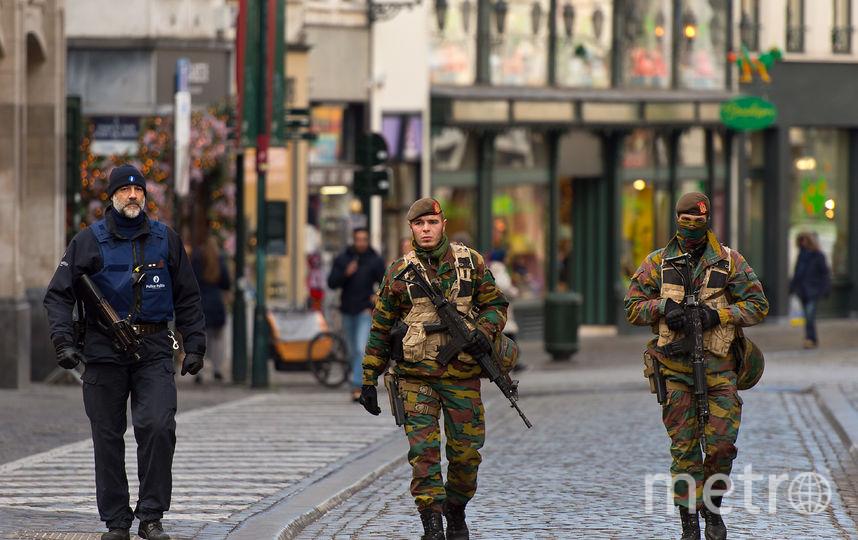 Бельгийские военные. Фото Getty