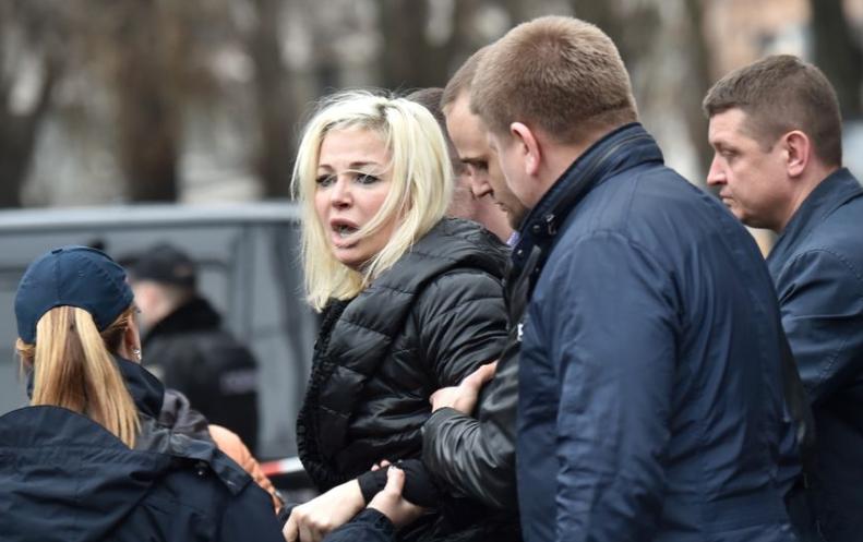 Генеральный прокурор Украины: Вдову Вороненкова иИлью Пономарева отпокушений защитят спецслужбы