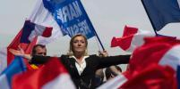 Кандидат в президенты Франции Марин Ле Пен посетит Москву