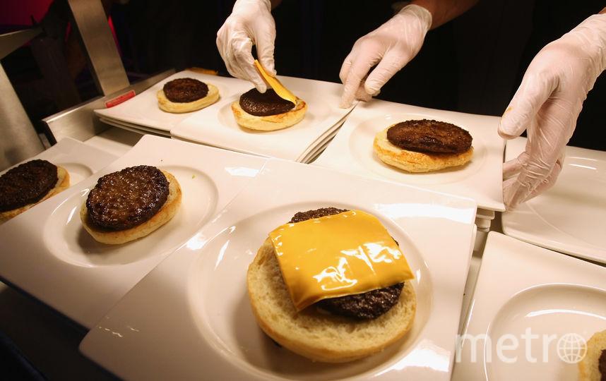 Самый дорогой бургер вмире продали за 10 000 долларов