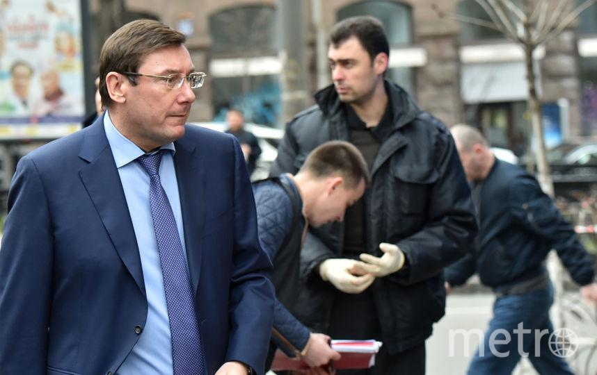 Кадры с места убийства Дениса Вороненкова. Фото AFP