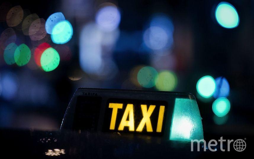 Петербурженка пыталась задушить таксиста, чтобы не платить за проезд. Фото Getty