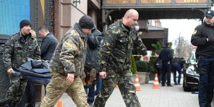 Украинские СМИ назвали имя убийцы экс-депутата Вороненкова