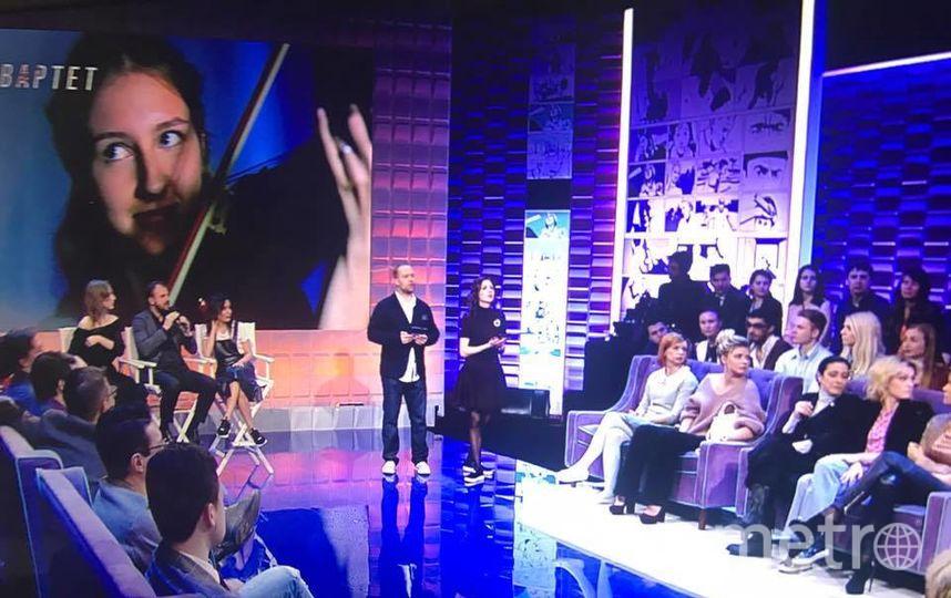 """Ведущие шоу """"Быть или не быть"""". Фото предоставлено пресс-службой ТВ-3"""