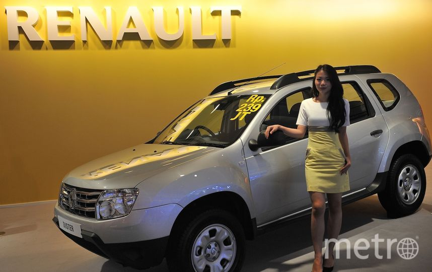 Renault Duster. Фото Getty