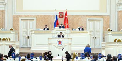 Оппозиционеров ЗакСа могут лишить перерывов для политических заявлений