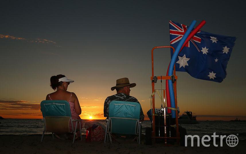 Молодая шведка сообщила, что Австралии несуществует— ее выдумала Великобритания