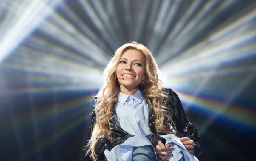 Юлия Самойлова скандал все-таки надеется поехать на конкурс. Фото AFP