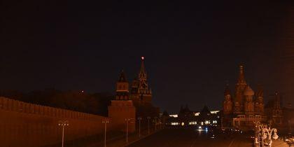 Жители столицы отпраздновали Час Земли: Репортаж Metro