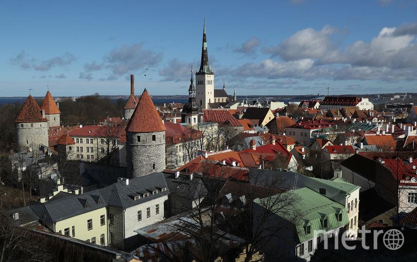 Таллин, Эстония. Фото Getty