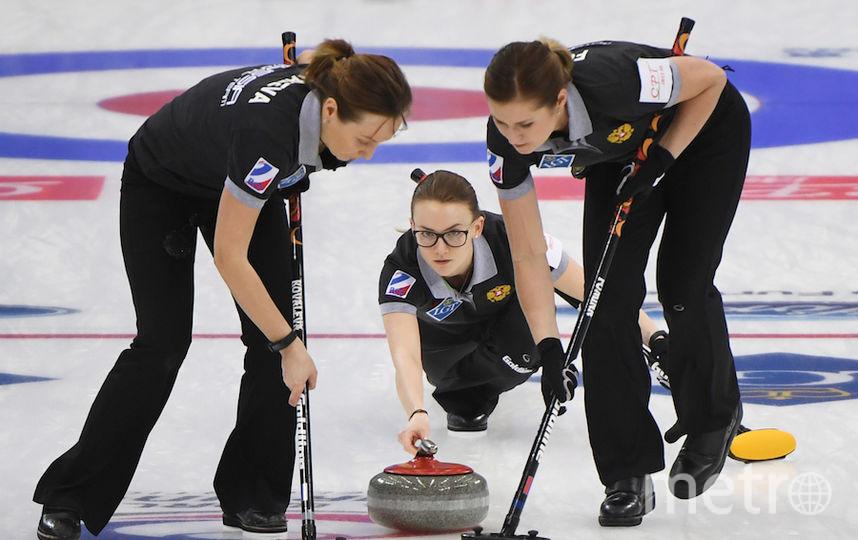 Россиянки будут бороться за олимпийскую награду. Фото AFP