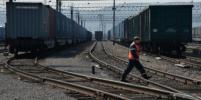 В Башкирии столкнулись два грузовых поезда