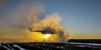 Пять человек погибли в результате крушения украинского вертолёта Ми-2