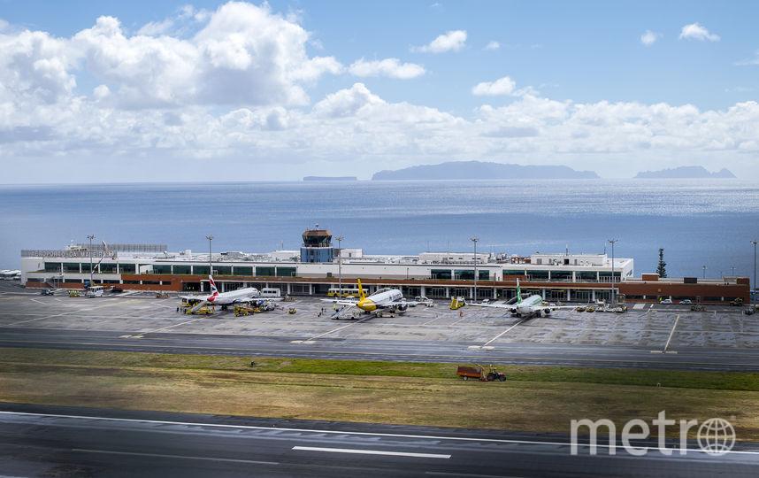 Аэропорт Мадейры Криштиану Роналду. Фото Getty