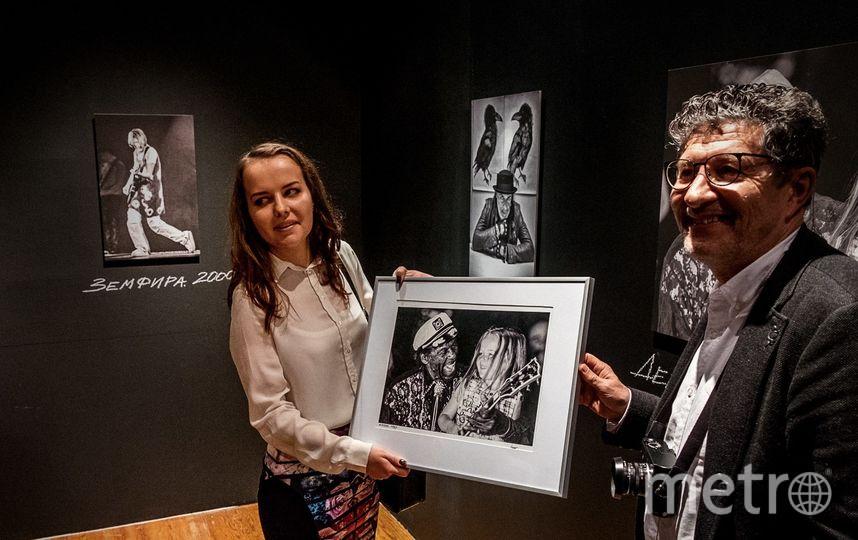 Игорь Верещагин и Кристина Харкевич. Фото Юрий Корольков.